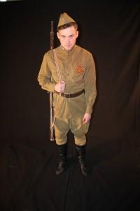 прокат военных и других костюмов