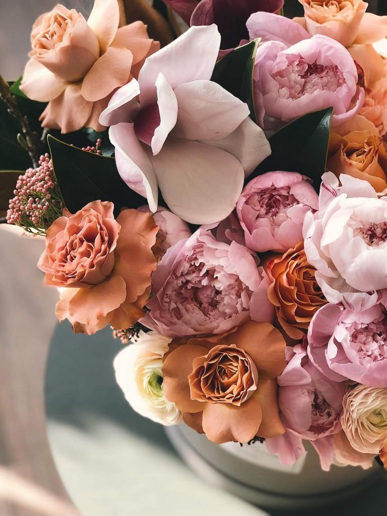 цветы для поздравления с др