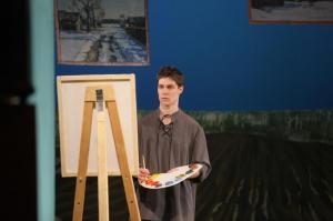 Анфим Шахов, художник (Тимур Смирнов)
